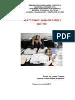 Ensayo Organizacion y Gestion Docx