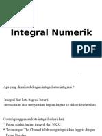 Integral Numerik