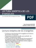 Lectura Sinóptica de Los Evangelios