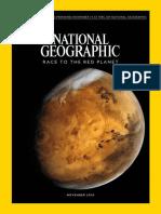 National Geographic Usa November 2016