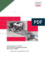 SSP 428 Motor Audi 3.0 I V6 TDI con ultra low emission system (EU6, LEV II, BIN5).pdf