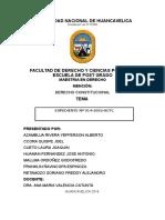 Análisis de La Demanda de Inconstitucionalidad Contra La Ley n