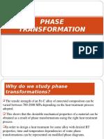 pphase ttransformation