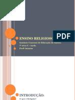 Introdução_Ensino Religioso