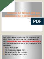 Diseño de Filtros RR Por Técnicas de Optimización (1)