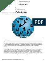 Globalisation's last gasp.pdf