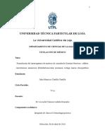 TRABAJO EXTRACLASE N°1-INTERROGATORIO DE LOS MOTIVOS DE CONSULTA DE SISTEMA NERVIOSO CENTRAL
