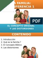La Familia. El Concepto Original y Las Distorsiones