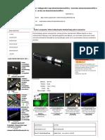 Grüne Laserpointer 200mw Kaufen Hochleistungs-grünen Laserpointer 200mW Leistungs