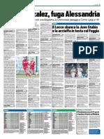 TuttoSport 21-10-2016 - Calcio Lega Pro