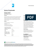 Zemea(r) Propanediol Product Data Sheet