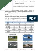 05 Fabricación de Un Avión