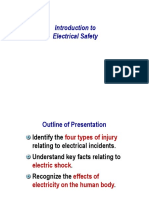 1.Intro Electrical SafetyMicrosoft PowerPoint - Ppt 1 Introduction to Electrical Safety 1 Osha