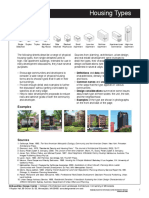 3Housing Types Sheets