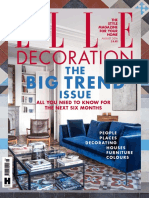 Elle Decoration UK - August 2016