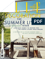 Elle Decoration UK - July 2016