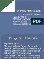 Tugas Audit 1