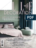 Elle Decoration UK - May 2016