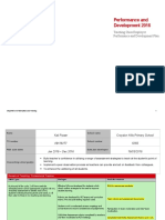 kali fraser pdp 2016 evidence and comments