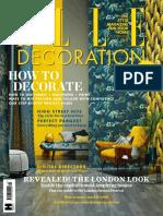 Elle Decoration UK - October 2016