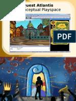 Quest Atlantis Presentation