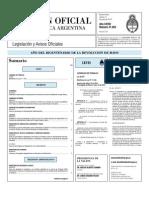 Boletin Oficial 11-06-10 - Primera Seccion
