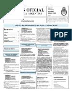 Boletin Oficial 11-06-10 - Tercera Seccion