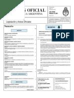 Boletin Oficial 14-06-10 - Primera Seccion