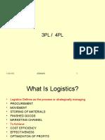 Distribution Channel - 3PL & 4PL