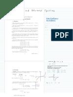MAT1801 - Maths for Engineers 1 - Kenneth Zerafa