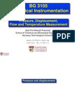 4. Pressure Displacement Flow Temperature