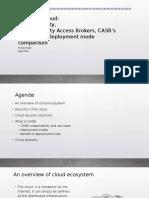 cloud security overview part-1