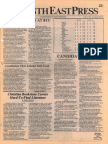 Homosexuality at BYU 1980's Reported in 'Seventh East Press' Newspaper