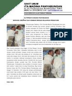 Release Berita Penanganan Bayi Kembar