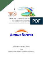 Proposal Go Kf Damarsi