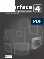 Inteface 4 Teachers Book