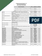 ACL GSA PriceList.pdf