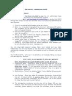 Welcome Kit Dunia Finance