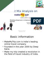 Marketingmixofmakemytrip Com 121119220347 Phpapp01