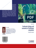 Freshwater biology and economics of freshwater ecosystems