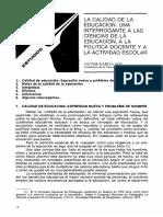 LaCalidadDeLaEducacion