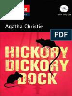 Agatha Christie Hickory Dickory Dock (L5)