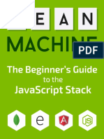 MEAN Machine a Beginner's Practical Guide