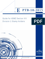 ASME PTB-10-2015 [Ya]