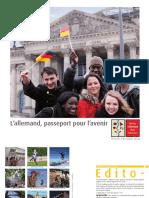 Promo Ge Passeport Pour l Avenir