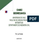 CI4402 Clases2 3 4- Geomecanica