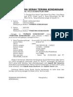 Surat Perjanjian Sewa Mobil Bulanan Docx