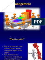 Risk Managerment
