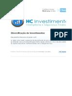 Planilha Financeira - Diversificação de Investimentos.xls