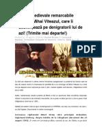 Mărturii Medievale Remarcabile Despre Mihai Viteazul